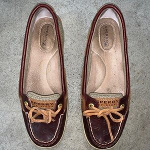 Sperry Angelfish Cordovan Anchor US 7.5M